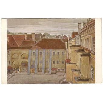 Vilnius iki 1914 m. M.Dobužinskis