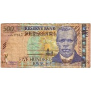 Malavis. 2005 m. 500 kwacha