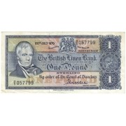 Škotija. 1970 m. 1 svaras