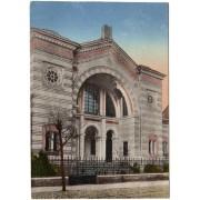 Vilnius. 1914-1918 m. Sinagoga