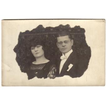 Vilnius. 1924 m. L.Mizerec