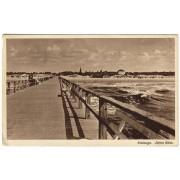 Palanga iki 1945 m. Jūros tiltas