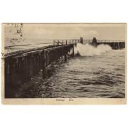 Palanga. 1929 m. Jūra