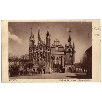 Vilnius. 1937 m.